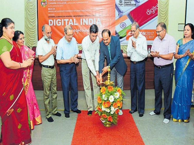 Digital India's success is still far away, says ZPCEORavi