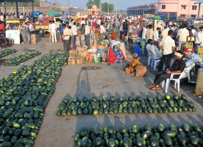 State not to denotify fruits, veggies