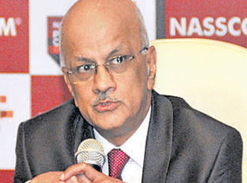 Indian IT industry contributes immensely to US economy:NASSCOM