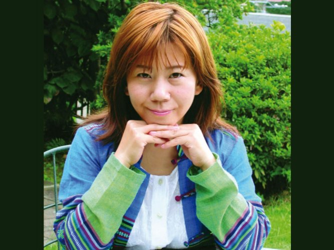 The Japanese queen of internet