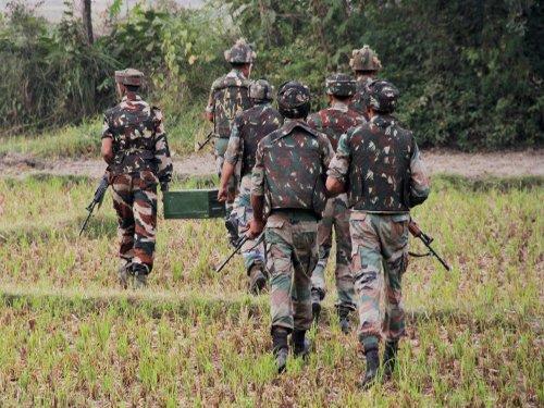 Encounter breaks out in Kashmir