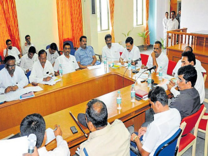'Ch'nagar to be developed into a model dist'