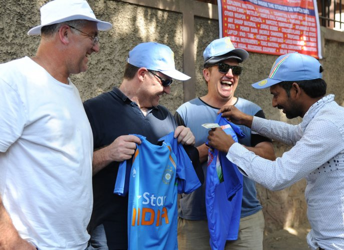 Australian fans look to bring a touch of Down Under to Bengaluru