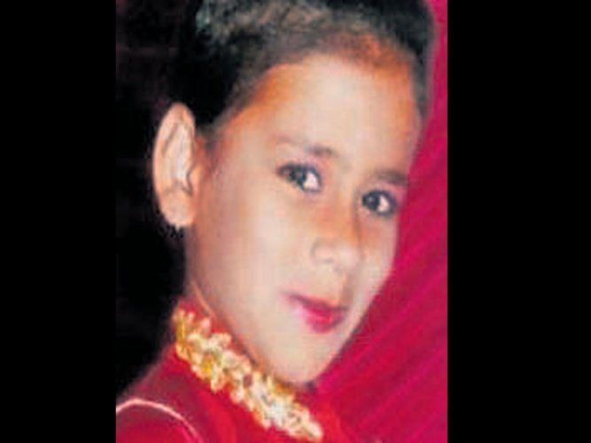 Sacrifice of schoolgirl suspected
