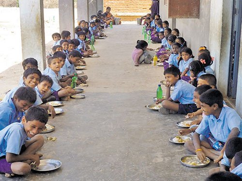 Aadhaar must for midday meal
