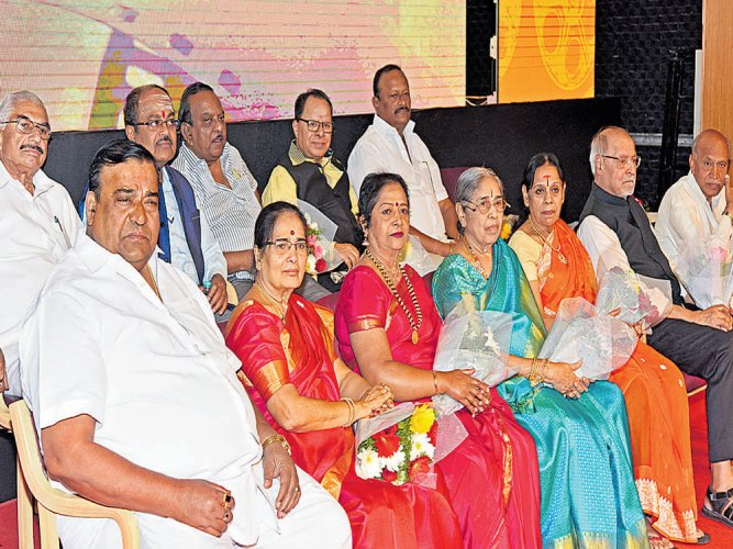 Annual film awards presented