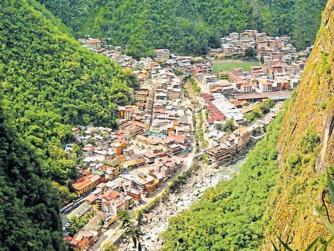 Of Incan mojo