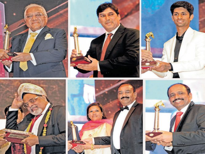 Shroff, Patel adjudged the best