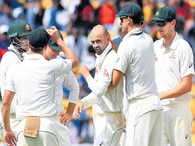 Lyon's roar rattles India