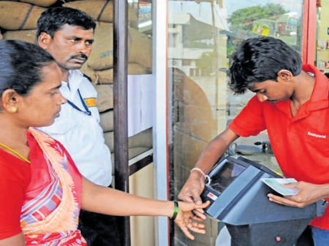 Instal biometric devices in two months, fair price shops told