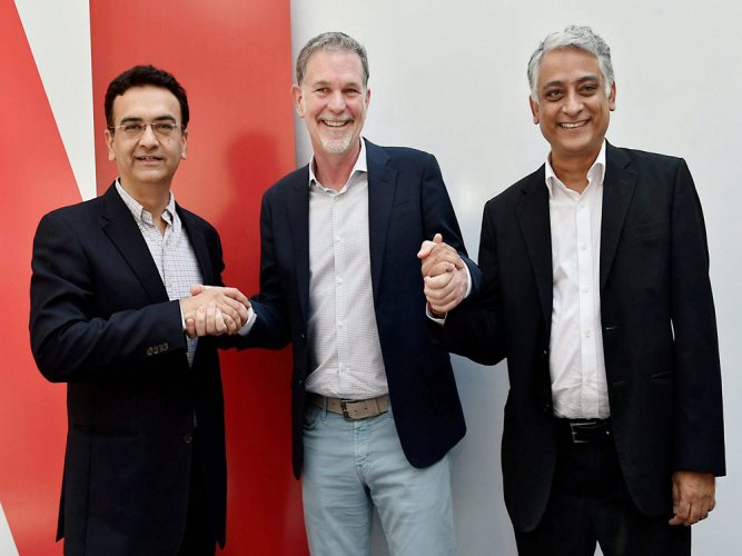 Netflix inks pact with Airtel & others, bets on local content