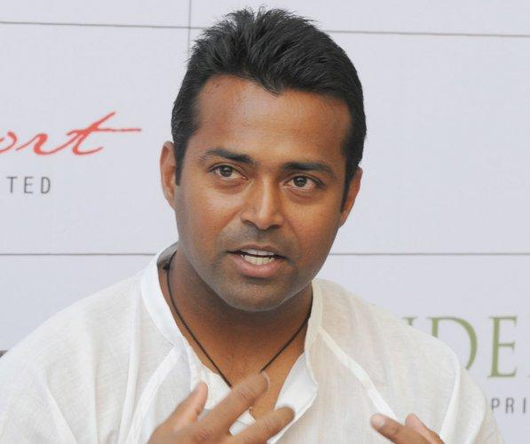 AITA picks Leander, leaves it on Bhupathi to decide on final 4