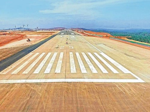 Govt okays Rs 4,500 cr project to revive 50 airports,airstrips