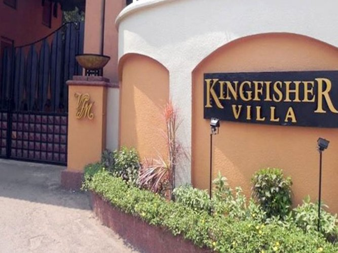 No takers for Kingfisher Villa, Kingfisher House