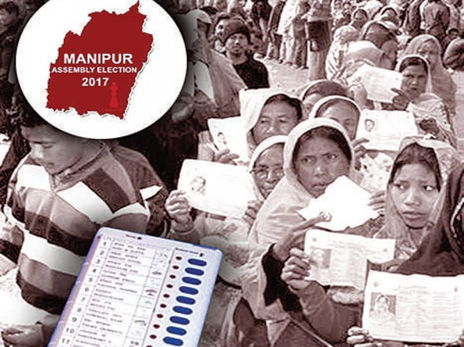 Cong has edge in Manipur but BJP is no pushover