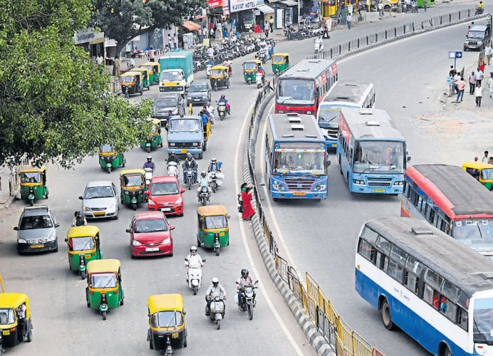 'Public transport sole solution to road woes'