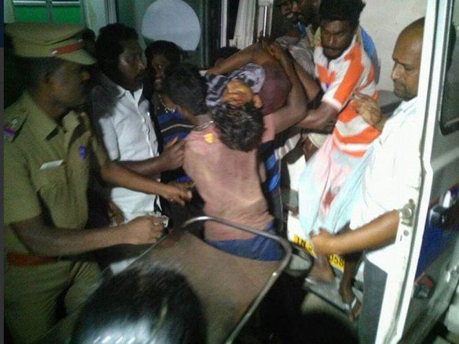 Fisherman shot dead by Lankan navy