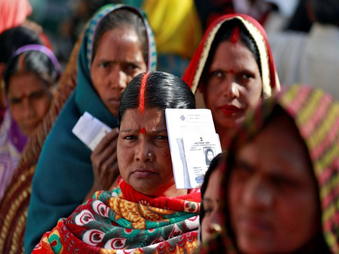 60.03 pc voting in final phase of UP polls