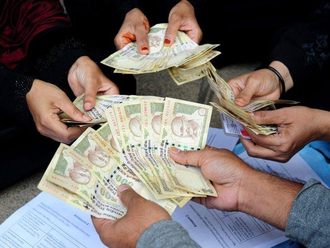 Cash shortage not a deterrent