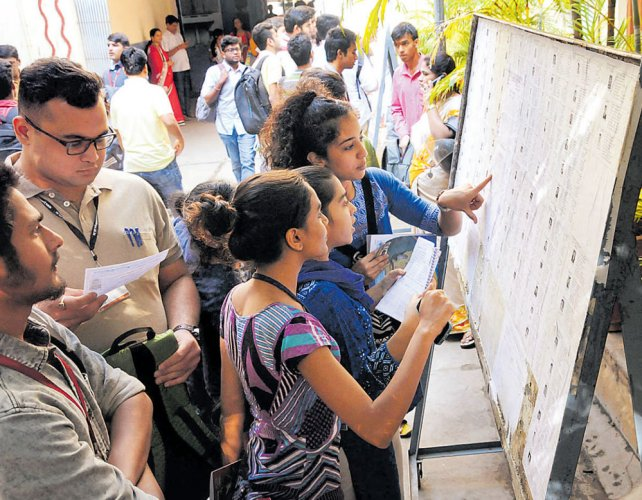 II PUC exam: Most students find History, Biology papers easy