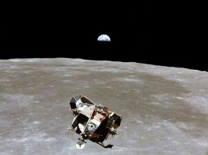 'Lost' Chandrayaan-1 found orbiting Moon: NASA