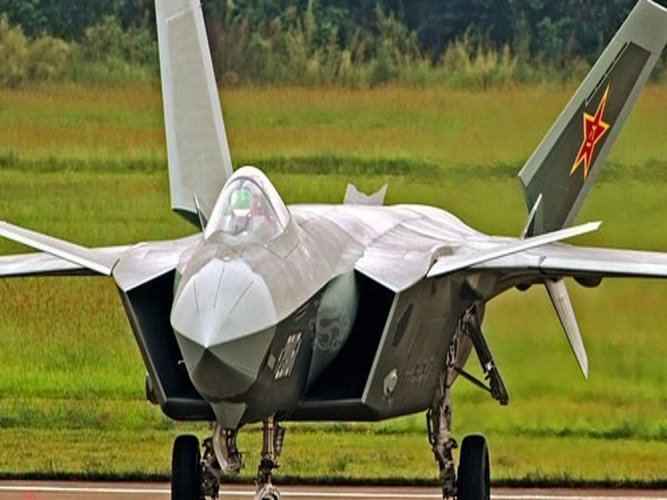 China operationalises its stealth fighter, tests it in Tibet