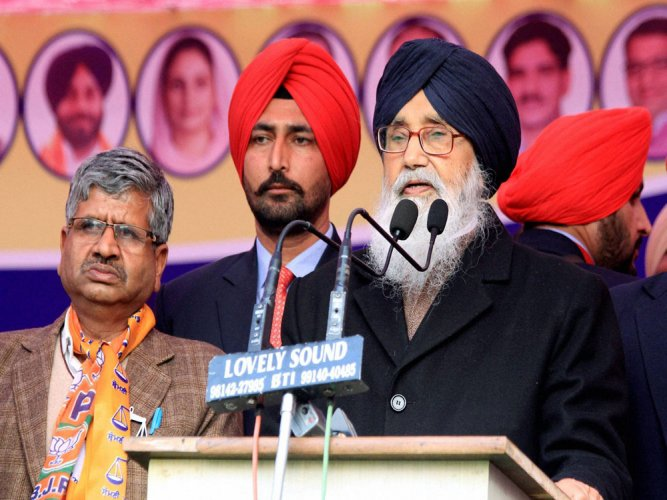 Badal to resign tomorrow, says party will introspect on performance