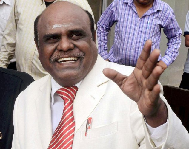 Won't attend SC contempt hearing on March 31: Justice Karnan