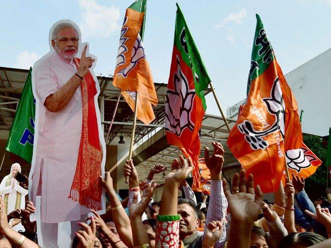 BJP win gives Modi room to pick prez candidate