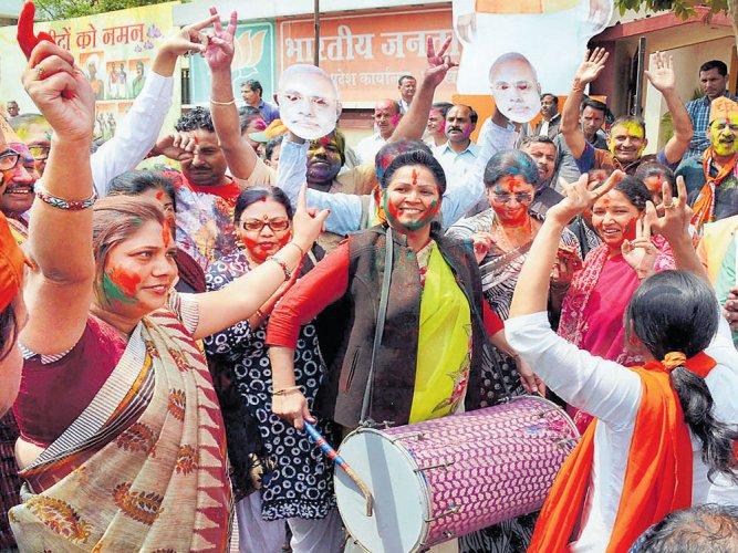 Focus on development lured voters