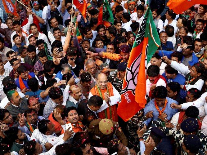 Modi's pro-poor narrative did the trick, feels BJP