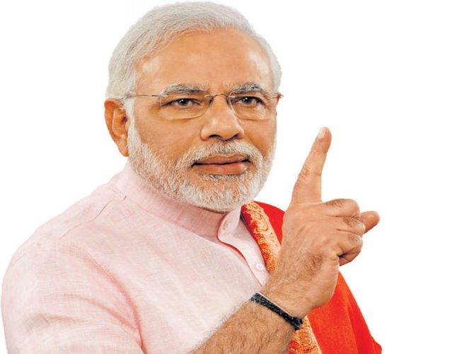 Modi magic ends BJP's 14-year 'vanvaas'