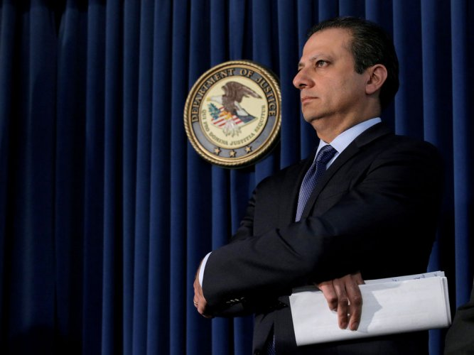 Top US prosecutor Bharara 'fired' after refusing to resign