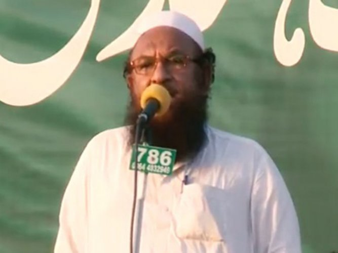 Hafiz Saeed's brother-in-law Makki gets charge of head of JuD