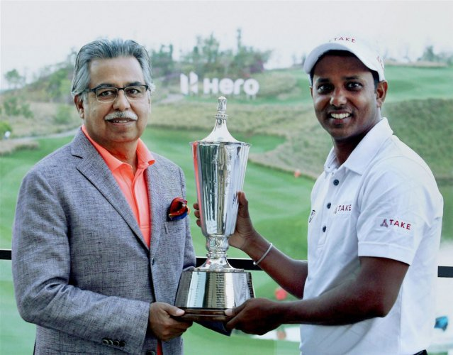Two in a row for Chawrasia