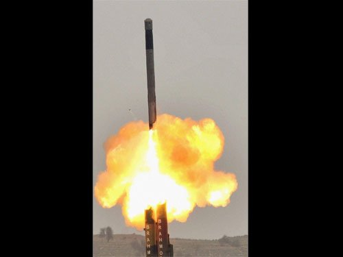 India sets new targets with Brahmos extended range
