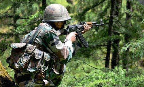 Pak troops violate ceasefire along LoC again