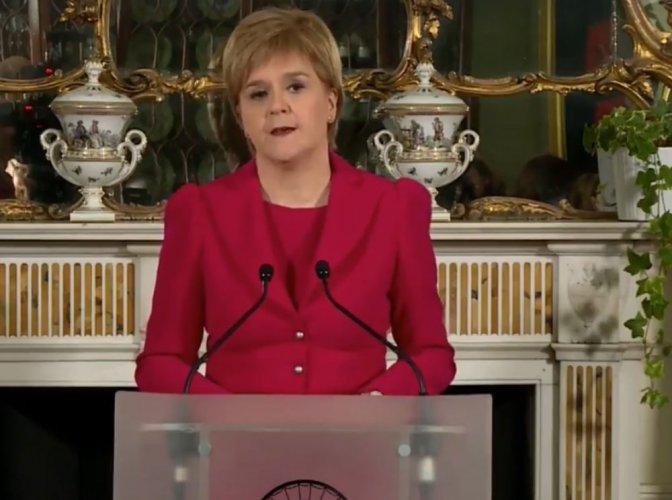 Scotland to seek independence referendum over Brexit