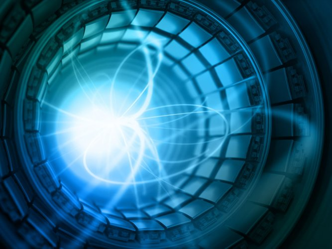 Large hadron collider experiment gets 'heart transplant'