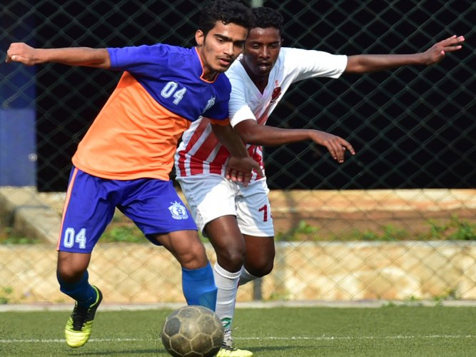 Stalin's hat-trick spurs CILto victory