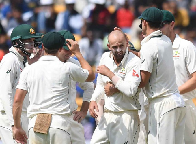 Pressure is on India: Lyon