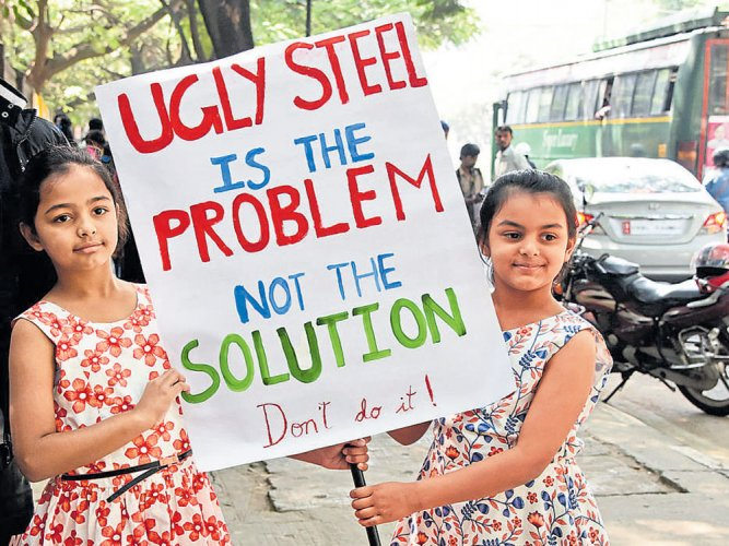 Green okay must for steel flyover:NGT