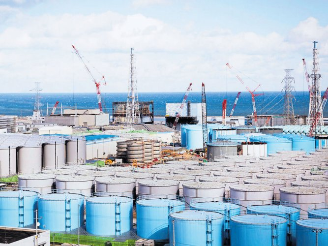 Toll and challenge of  Fukushima's N waste