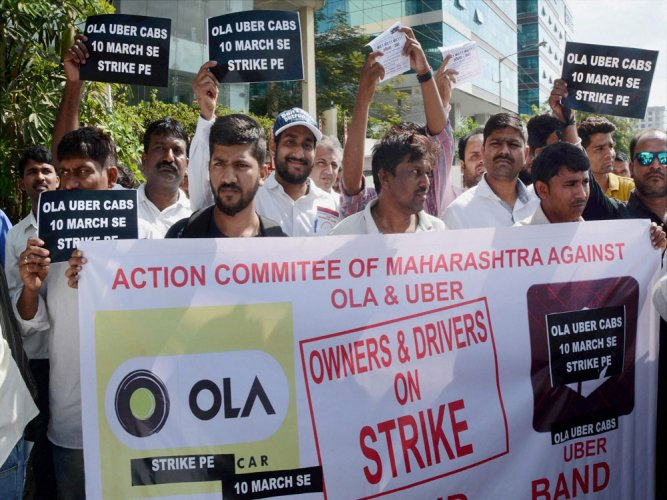 Ola, Uber drivers to launch their own platform