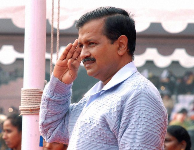 Kejriwal suspects tampering with EVMs in Punjab