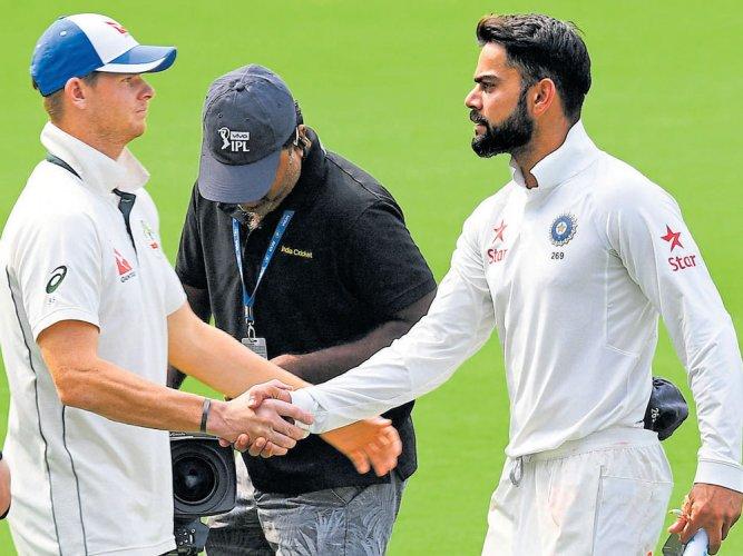 It's time to move on, says Kohli