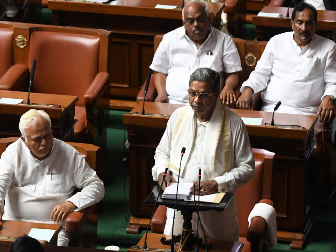 Karnataka CM allocates Rs 299 crore for IT, BT and SandT dept