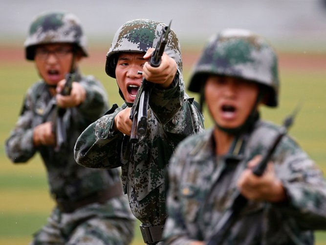 China upgrades oxygen supply facilities for troops in Tibet
