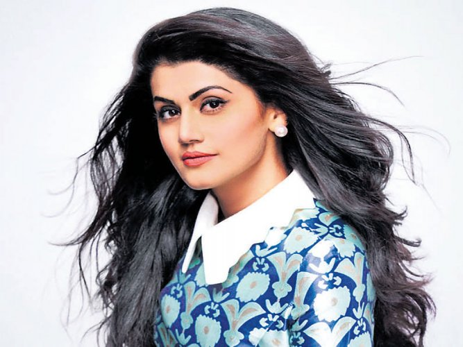 Taapsee wants to explore commercial film space with 'Judwaa 2'
