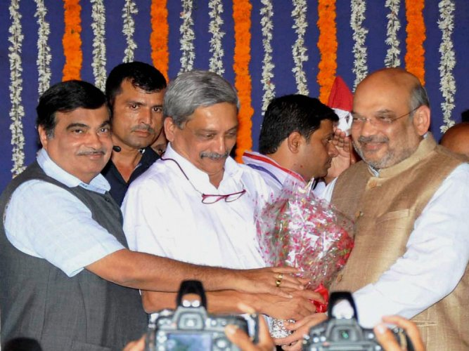 The call from Shah that helped BJP reclaim Goa